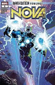 Annihilation - Scourge: Nova (2019) #1