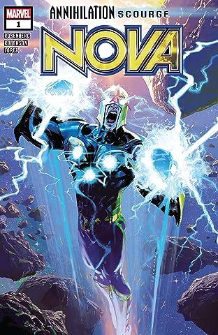 Annihilation - Scourge: Nova (2019) No.1