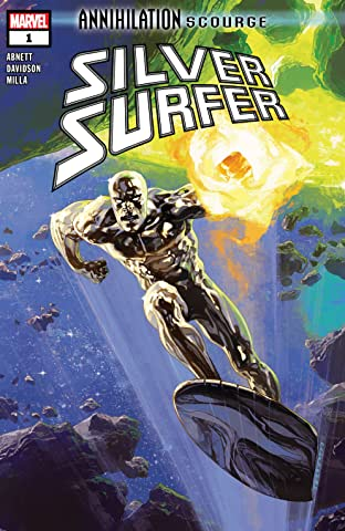 Annihilation - Scourge: Silver Surfer (2019) No.1