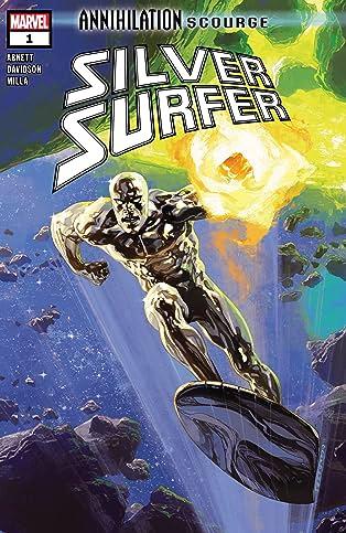 Annihilation - Scourge: Silver Surfer (2019) #1