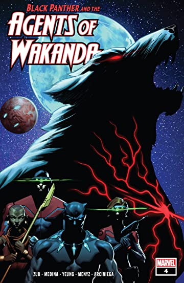 Black Panther And The Agents Of Wakanda (2019-) #4