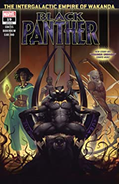 Black Panther (2018-) No.19