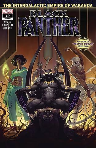 Black Panther (2018-) #19