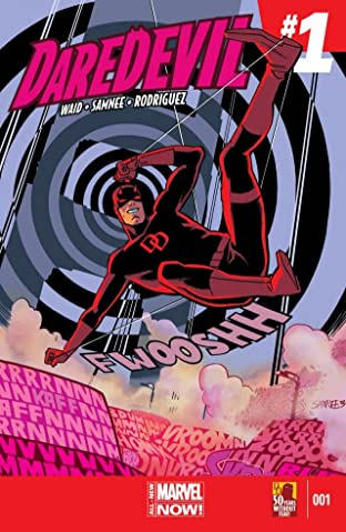 Daredevil (2014-2015) No.1