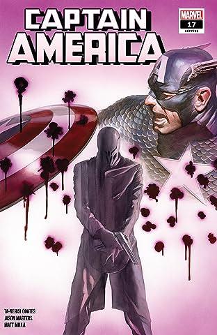 Captain America (2018-) #17