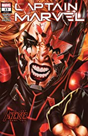Captain Marvel (2019-) #13