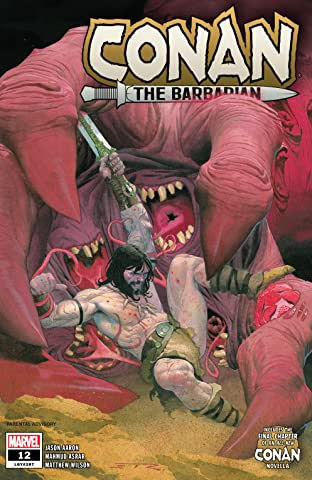 Conan The Barbarian (2019-) No.12