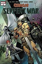 Conan: Serpent War (2019-) #1 (of 4)