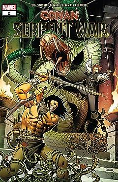 Conan: Serpent War (2019-) #2 (of 4)