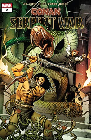 Conan: Serpent War (2019-2020) No.2 (sur 4)