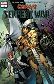 Conan: Serpent War (2019-) #1 (of 4): Director's Cut
