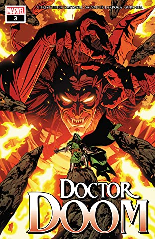Doctor Doom (2019-) No.3