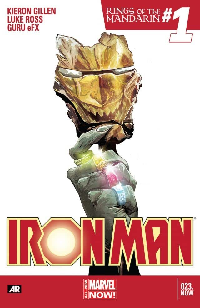 Iron Man (2012-2014) #23.NOW