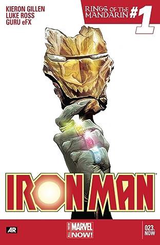 Iron Man (2012-2014) #23.NOW