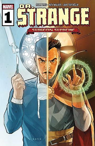 Dr. Strange (2019-) #1