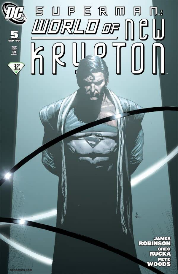Superman: The World of New Krypton #5 (of 12)