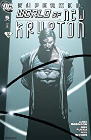 Superman: The World of New Krypton #5