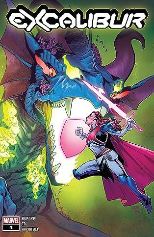 Excalibur (2019-) #4