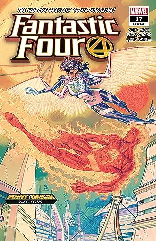 Fantastic Four (2018-) #17