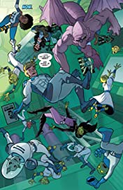 Future Foundation (2019) #5