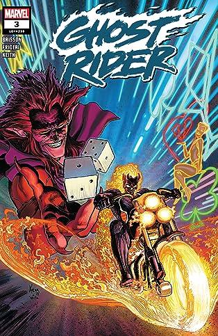 Ghost Rider (2019-) #3
