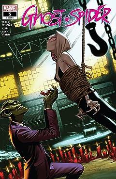 Ghost-Spider (2019-2020) #5