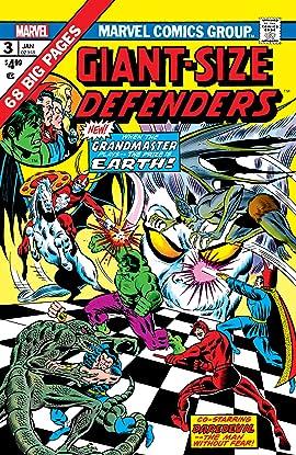 Giant-Size Defenders (1974-1975) #3: Facsimile Edition