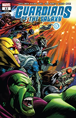 Guardians of the Galaxy (2019-) #12