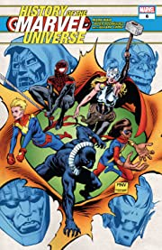 History Of The Marvel Universe (2019-) #6 (of 6)