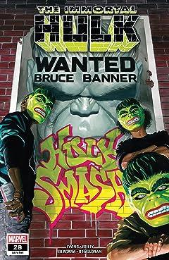 Immortal Hulk (2018-) #28