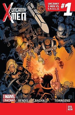 Uncanny X-Men (2013-2015) No.19.NOW