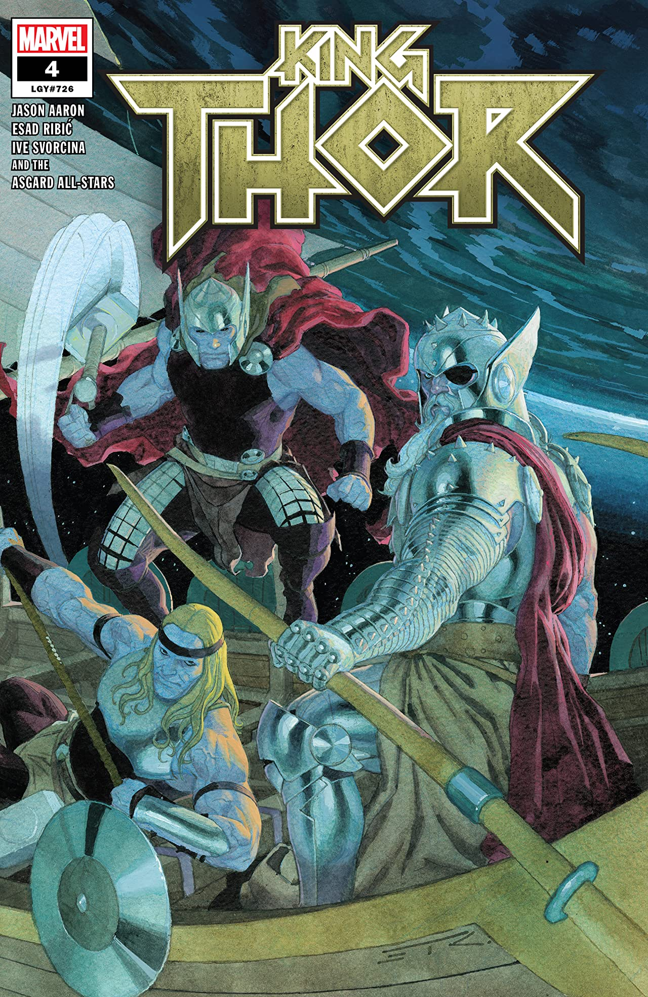 King Thor (2019-) No.4 (sur 4)
