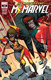 Magnificent Ms. Marvel (2019-) #10
