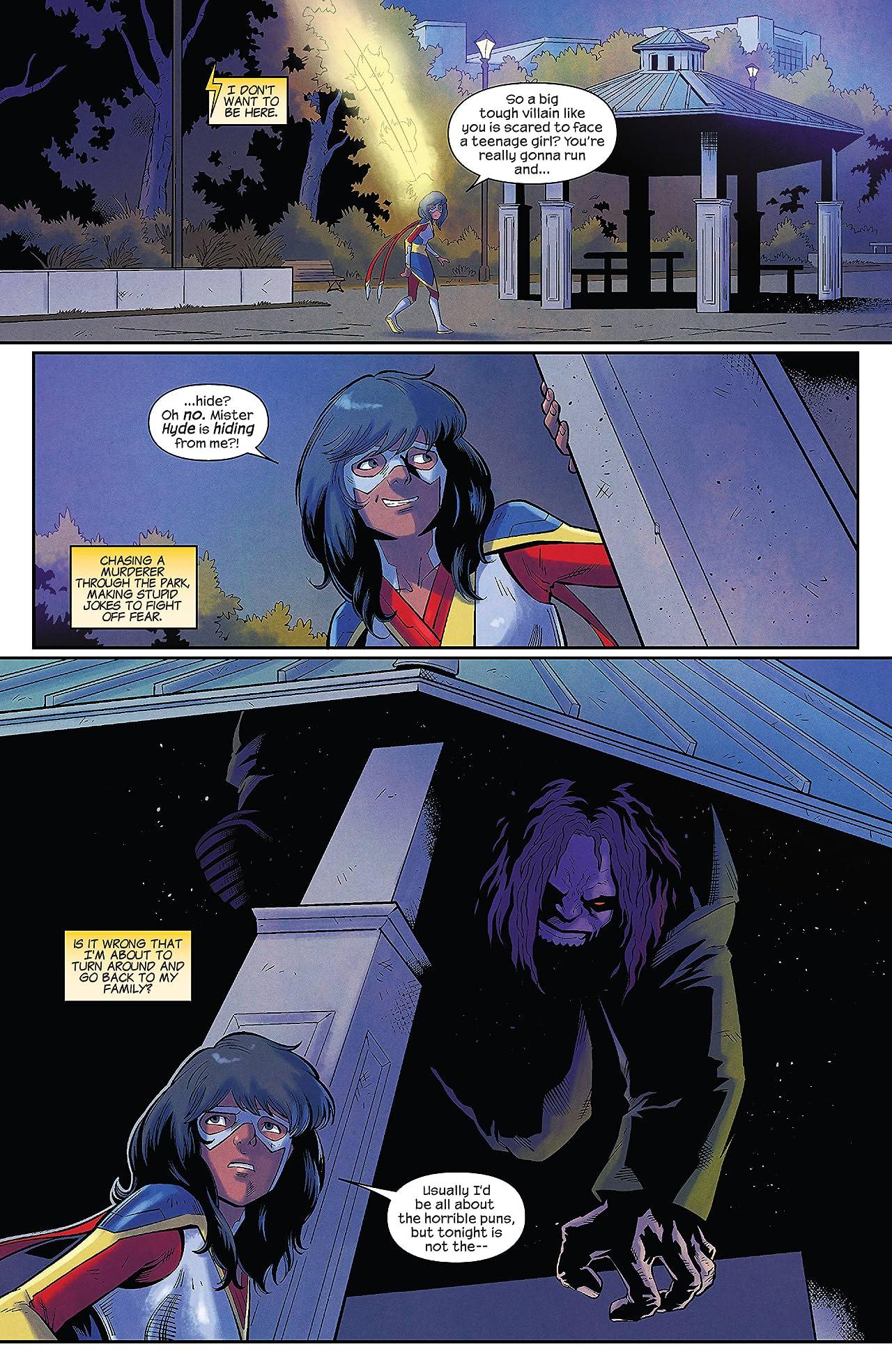 Magnificent Ms. Marvel (2019-) #10