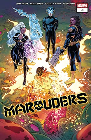 Marauders (2019-) No.3