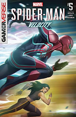 Marvel's Spider-Man: Velocity (2019) No.5 (sur 5)
