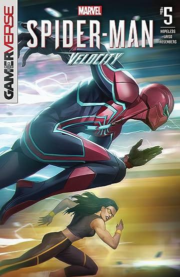 Marvel's Spider-Man: Velocity (2019) #5 (of 5)