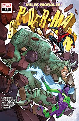 Miles Morales: Spider-Man (2018-) #13