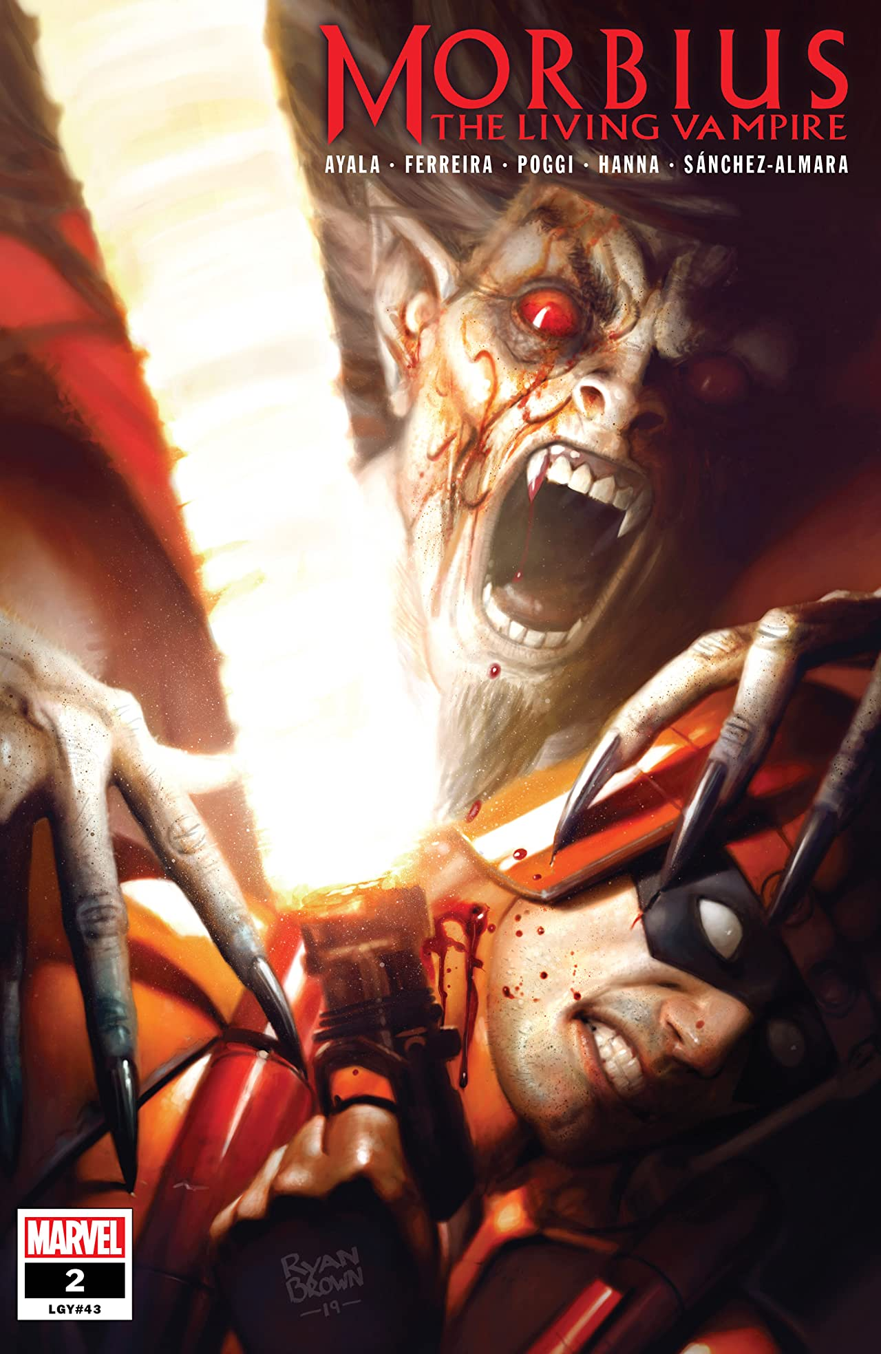 Morbius (2019-) No.2