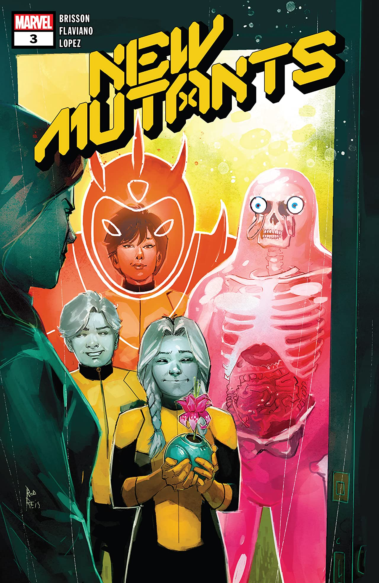 New Mutants (2019-) No.3