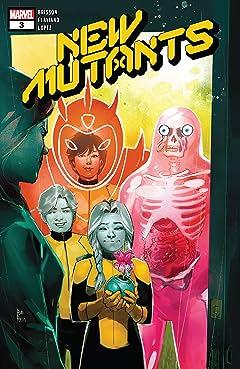 New Mutants (2019-) #3