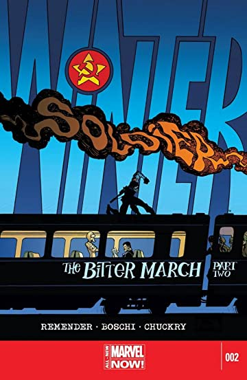 Winter Soldier: The Bitter March #2 (of 5)