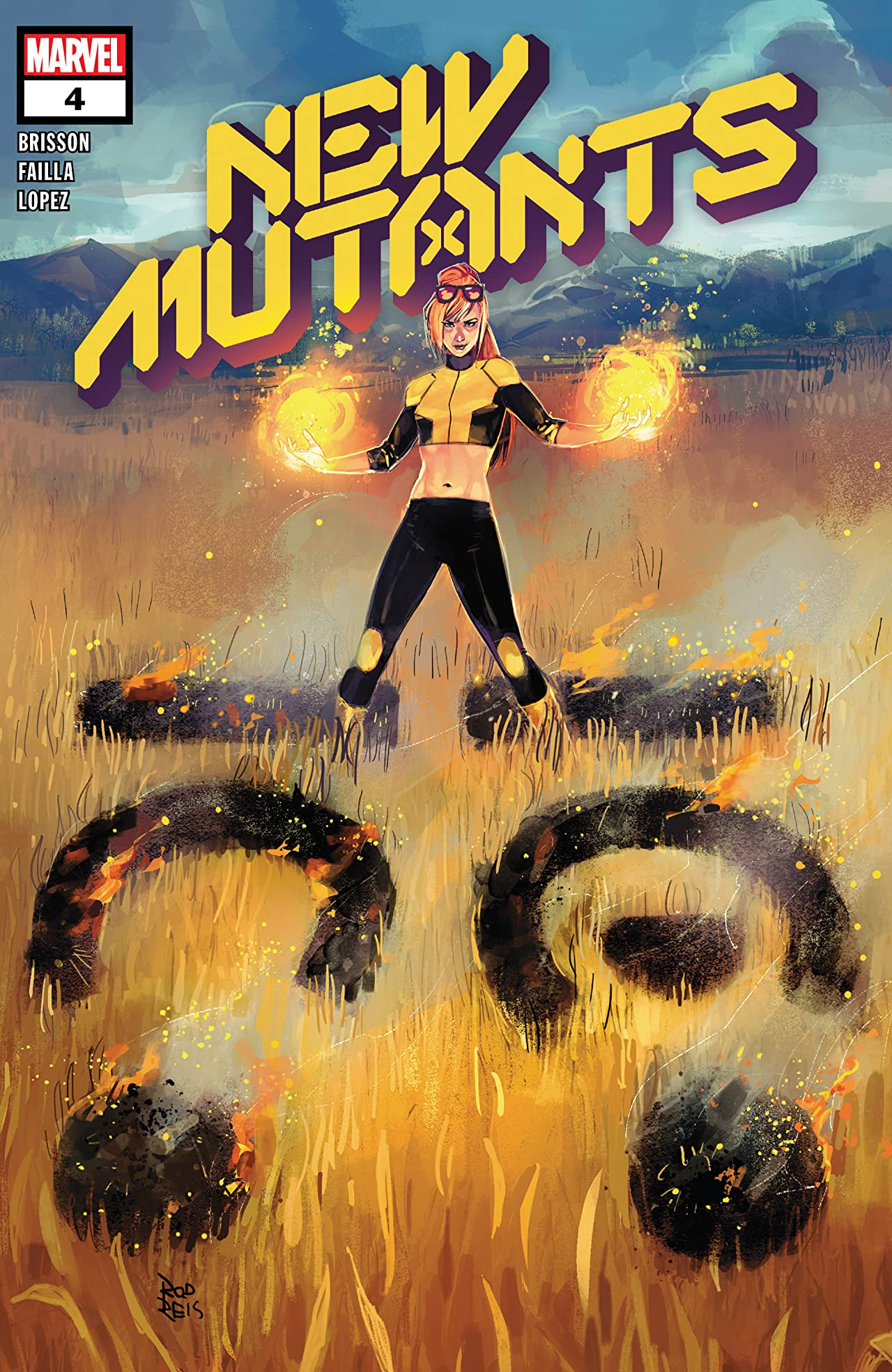 New Mutants (2019-) No.4