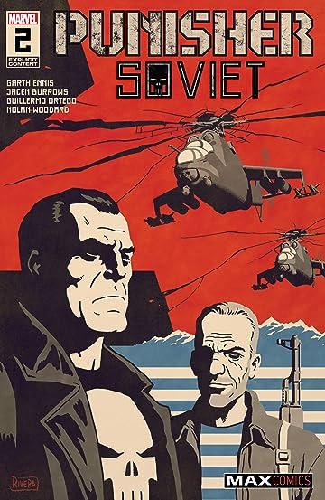 Punisher: Soviet (2019-2020) #2 (of 6)