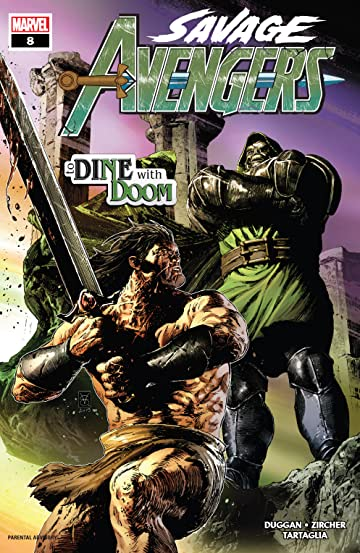 Savage Avengers (2019-) #8