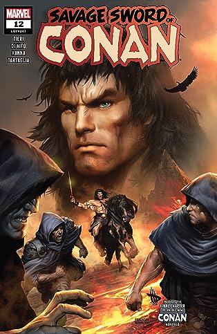 Savage Sword Of Conan (2019-) #12