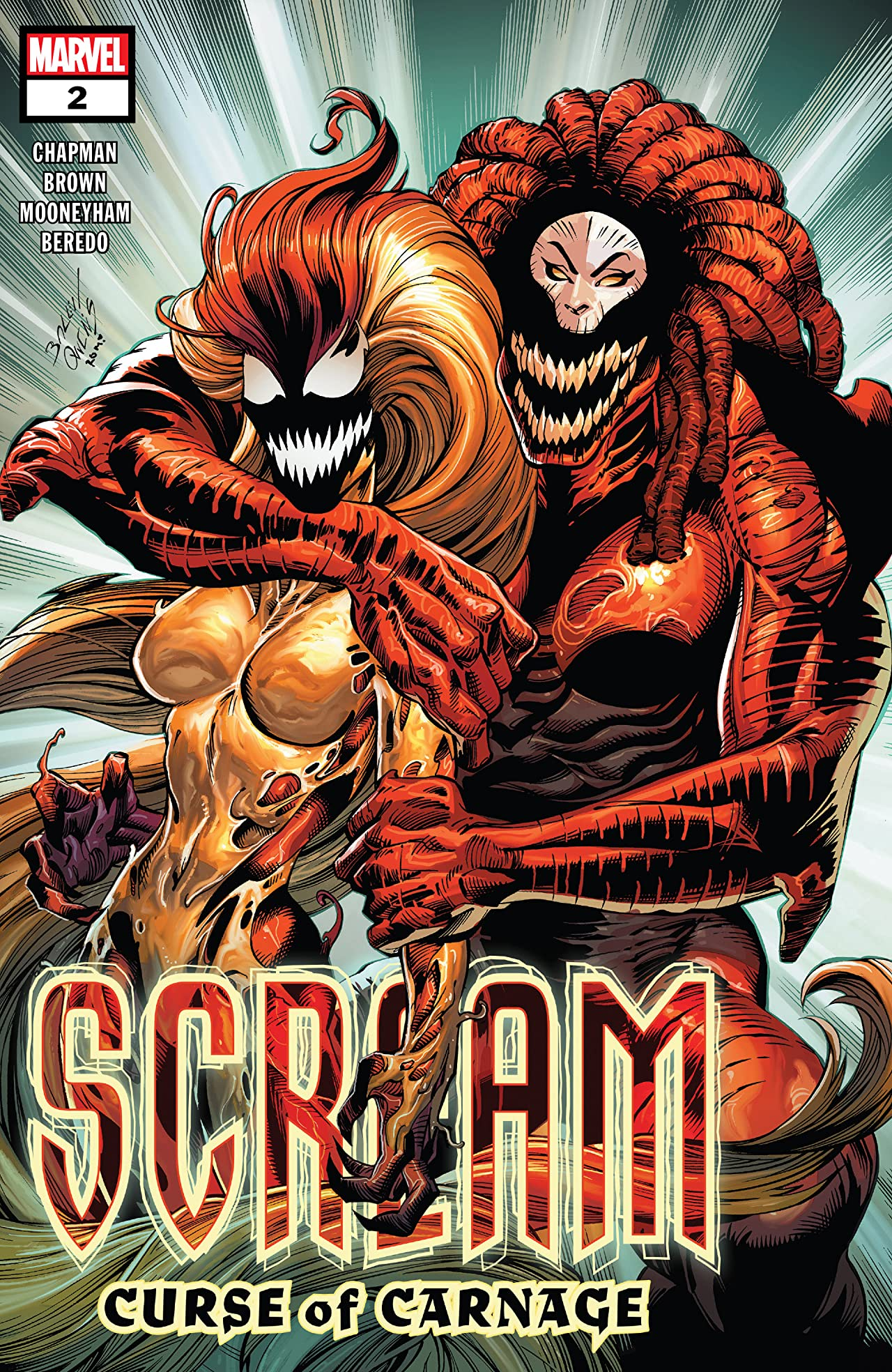Scream: Curse Of Carnage (2019-) No.2