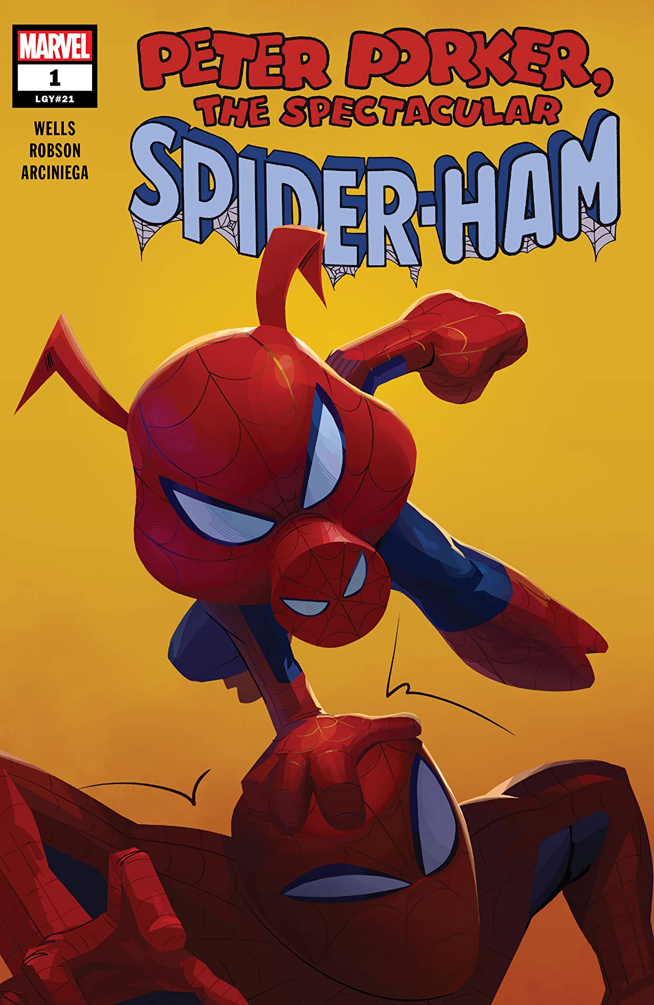 Spider-Ham (2019-) No.1 (sur 5)