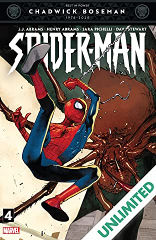 Spider-Man (2019-2020) #4 (of 5)
