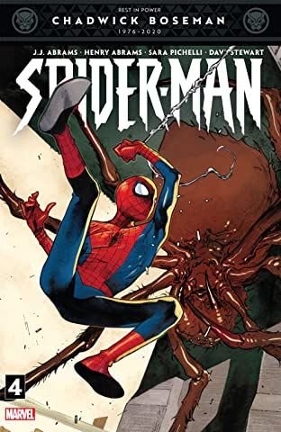 Spider-Man (2019-) No.4 (sur 5)